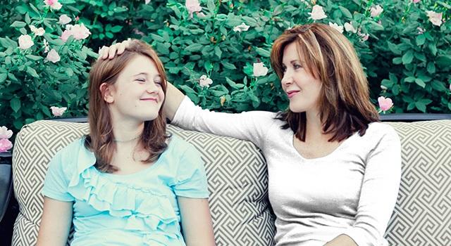 Image result for mother daughter talks