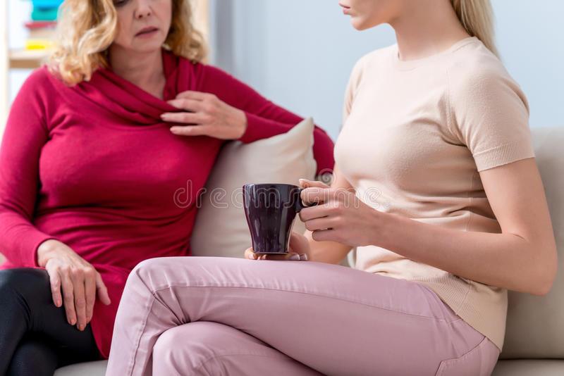 Image result for mother daughter adult talk